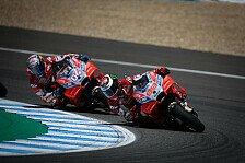 MotoGP - Dovizioso: Besseres Teamwork mit Petrucci als Lorenzo