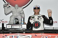 NASCAR Dover: Harvick siegt überlegen auf der Monster Mile