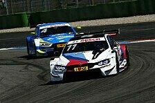 DTM: Schwerer Unfall überschattet BMW Dreifach-Sieg in Budapest