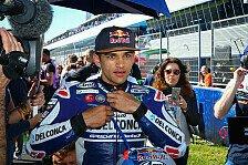 Jorge Martin: Gebrochene Hand im FP1 in Brünn, OP in Barcelona