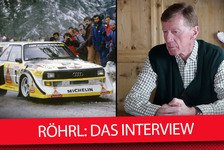 WRC - Video: Rallye-Legende Walter Röhrl: Das große Interview