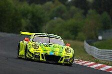 24 h Nürburgring - Video: Video: Porsche überholt spektakulär am Nürburgring