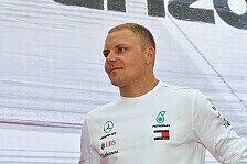 Formel 1, Bottas trotzt Rückschlägen: Bin besser als je zuvor