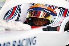 Formel 1, Kubica von Williams-Pace schockiert: War mir peinlich