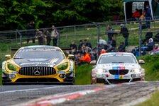 24 h Nürburgring - Video: 24h Nürbugring 2018: Highlights der Startphase