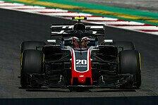 Formel 1 Spanien: Magnussen für gefährliche Aktion verwarnt