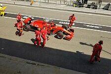 Formel 1 Barcelona: Kimi Räikkönen bekommt neuen Ferrari-Motor