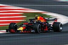 Formel 1, Verstappen nach Kollision mit Stroll: Er hat gebremst