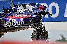 Toro Rossos Brendon Hartley im Karriere-Verhör: Aus der Traum?