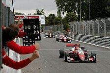 Formel-3-EM 2018 in Pau: Erster Sieg für China, Unfall von Mick