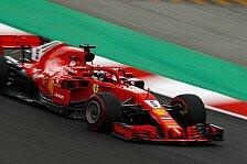 Sebastian Vettel: Qualifying-Niederlage nur wegen neuer Reifen?