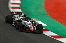 Haas F1 sagt an: Auch ohne Updates zu gut für McLaren, Renault
