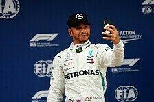 Formel 1, Hamilton vermutet: Ferrari bluffte bis zum Qualifying