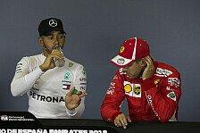 Formel-1-Favoriten-Check: Verliert Vettel die Vormachtstellung?