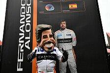 Formel 1, Alonso scherzt: McLaren macht im Rennen Platz 2 klar