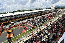 Formel 1, Kanada: Fahrer müssen früher in Startaufstellung
