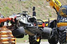Formel-1-Startcrash: Hülk schimpft auf Grosjean: Fliegenfänger