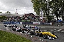 Formel-3-EM 2018 Pau: Fenestraz siegt, Mick Schumacher Zehnter