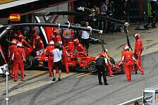 Formel 1 Spanien: Ferrari kaputt! Räikkönen: Nicht schon wieder
