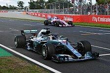 Formel 1: Hamilton siegt, Ferrari schmeißt Vettel-Punkte weg