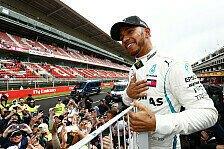 Formel 1 - Lewis Hamiltons Spanien-Kur: Kann wieder Pace zeigen