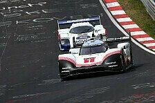Porsche-Legenden: 956C & 919 Hybrid Evo auf der Nordschleife