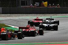 Formel 1, Vettel kritisiert VSC: Fahren lächerliche Linien