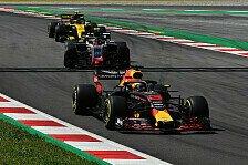 DHL Fastest Lap Award: Ricciardo mit neuem Rekord in Barcelona