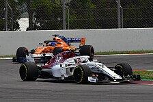 Formel 1: Leclerc dankt Alonso für Duell: Das Doppelte gelernt