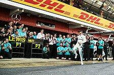 Formel 1 2018 Spanien GP, Das Rennen kompakt: Team für Team