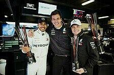 Offiziell: Hamilton verlängert bei Mercedes Formel-1-Vertrag