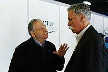 Formel 1: FIA-Chef Jean Todt prangert Schwarzmalerei in F1 an