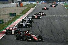 Formel 2 2018: Spanien GP - Rennen 5 & 6