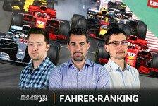 Formel 1 Barcelona, Fahrer-Ranking: Hamilton hängt Vettel ab