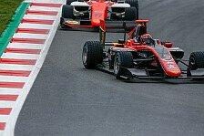 GP3 Ungarn: Beckmann feiert bestes Ergebnis bei Mazepin-Sieg