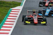 GP3 Silverstone: Hubert siegt am Samstag vor Mazepin und Ilott