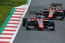 GP3 Österreich 2018: Hughes siegt nach dramatischem Startunfall