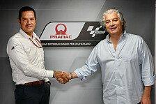 MotoGP: Pramac neuer Titelsponsor des Deutschland-GP