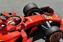 Formel 1 2018: Pirellis Spezial-Reifen 10 Grad kälter