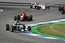 ADAC Formel 4 gibt auf dem Lausitzring Gas