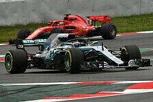 Formel 1, Barcelona-Test Tag 2: Bottas vor Ferrari-Nachwuchs