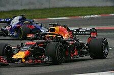Formel 1 2019, Honda: Das ist mit Red Bull die Messlatte