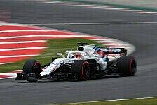 Formel 1, Robert Kubica nach Williams-Test: Zauberei ist nicht