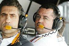 Formel 1: Neue Aufgabe für McLarens Ex-Rennleiter Eric Boullier
