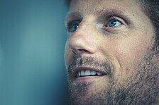 Romain Grosjean im Interview: Der Ferrari-Traum lebt