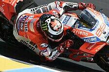 Jorge Lorenzo: Wie sieht seine MotoGP-Zukunft aus?