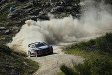 WRC Rallye Portugal 2018: Thierry Neuville führt vor Finaltag