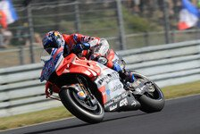 Neuer MotoGP-Rekord: Dovizioso fährt 356,4 km/h