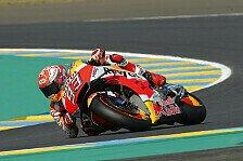 Marc Marquez: Crash im FP3 sichert Le Mans-Sieg