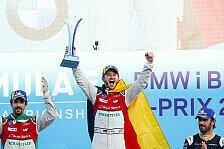 Formel E: Daniel Abt startet auch 2018/2019 für Audi